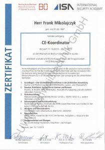 CE-Koordinator