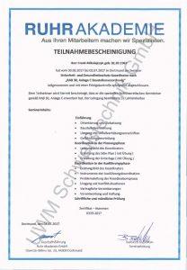 Zertifikat-SiGeKo